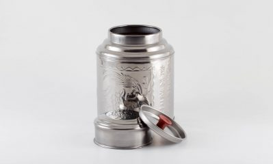 Cylindre 250g Inox