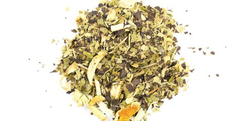 Yerba matté orange (50g)